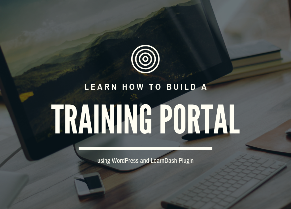 LearnDash Training Portal