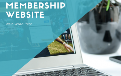 Build a WP Membership Website