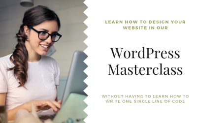 WordPress Masterclass (Self-Study)